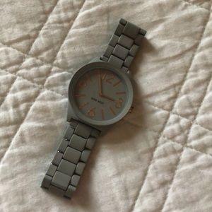 Nine West Grey watch (women's)